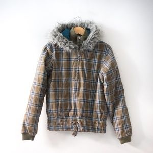 B by Burton Snowboard Coat